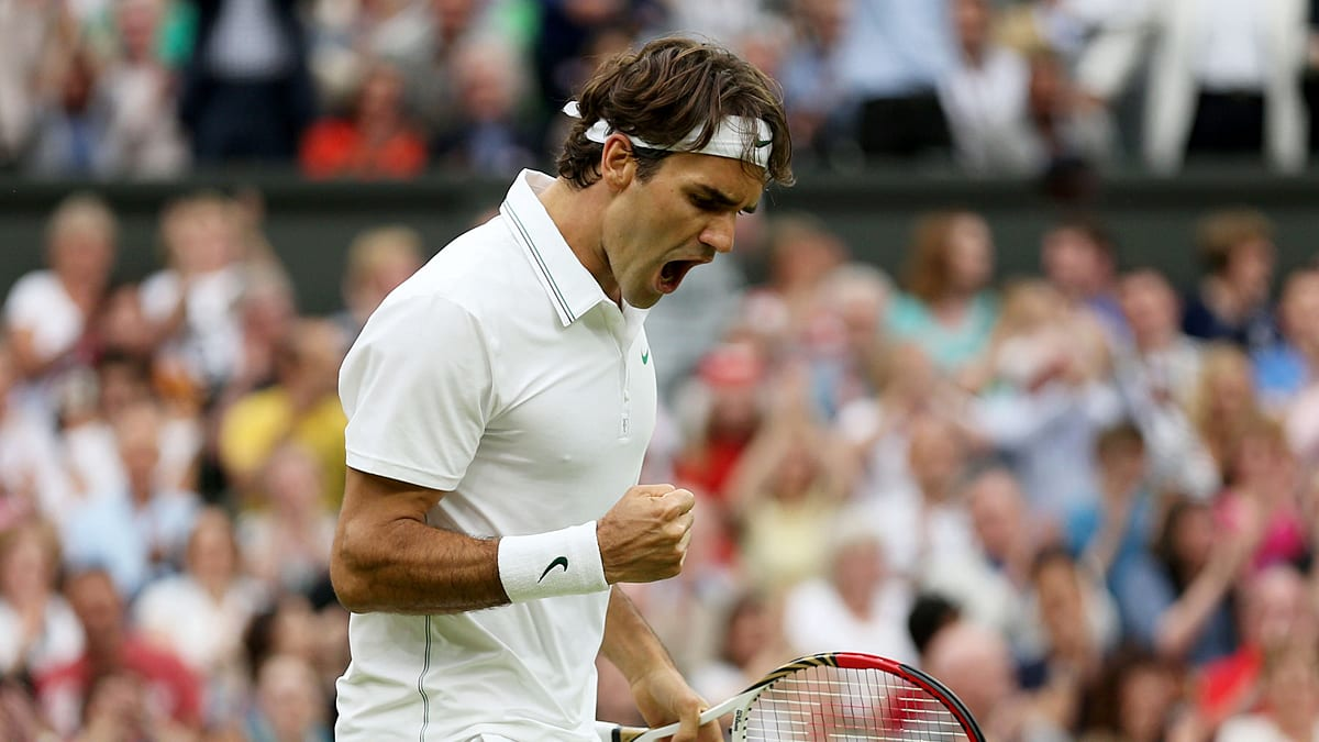 Roger Federer Transformation of a Tennis Star