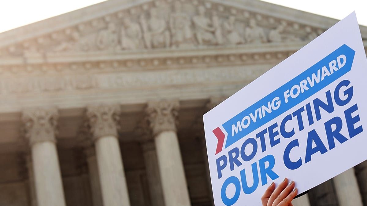photo Supreme Court Upholds Affordable Care Act