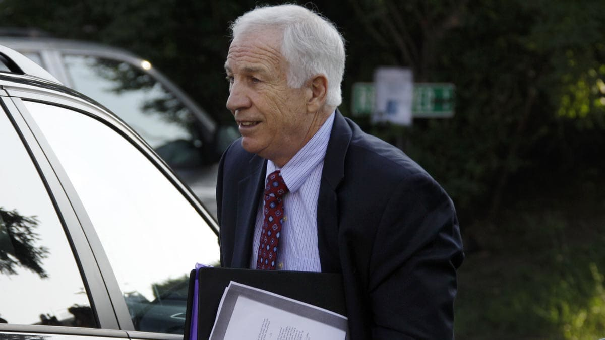 Jerry Sandusky Trial, Day Seven: Sandusky's Last Mile