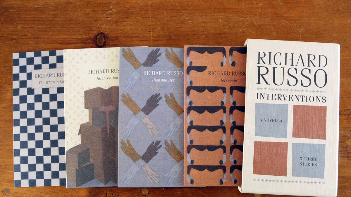 bridge of sighs richard russo summary