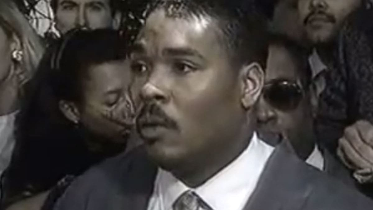 rodney king Twenty-five years after the la riots, spike lee has made a film about rodney king, whose beating by the police triggered the uprising does he think things have improved in the us.