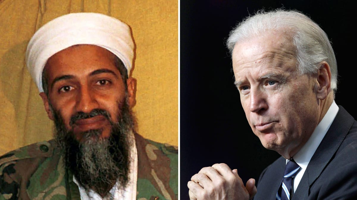 Bin Laden Leaves Joe Biden Off Hit List, Suggests VP Could Help ...