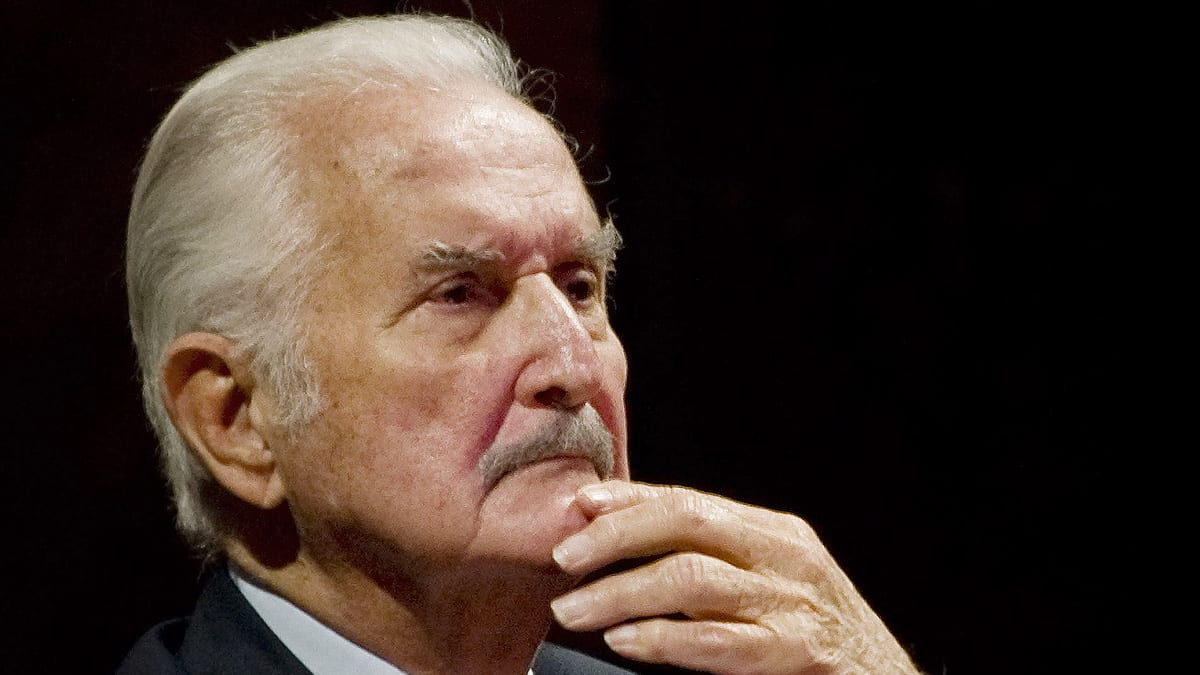 Carlos Fuentes Mexico S Universal Man Of Letters Dies At 83