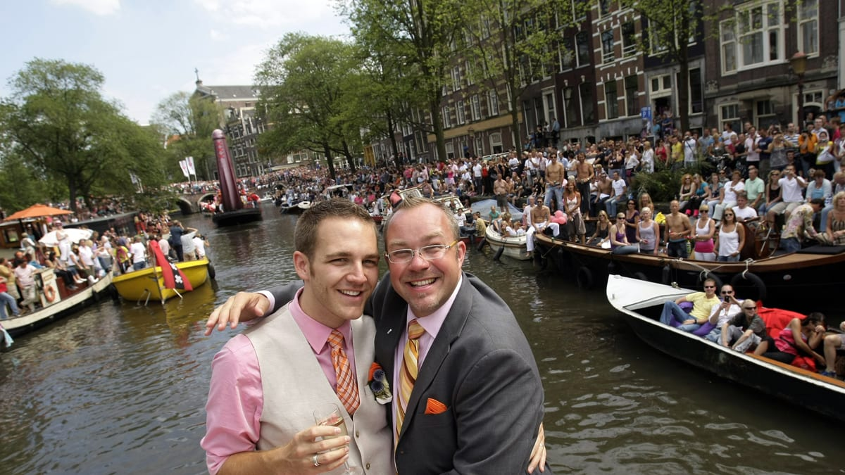 from Brentley gay marriage fails netherlands