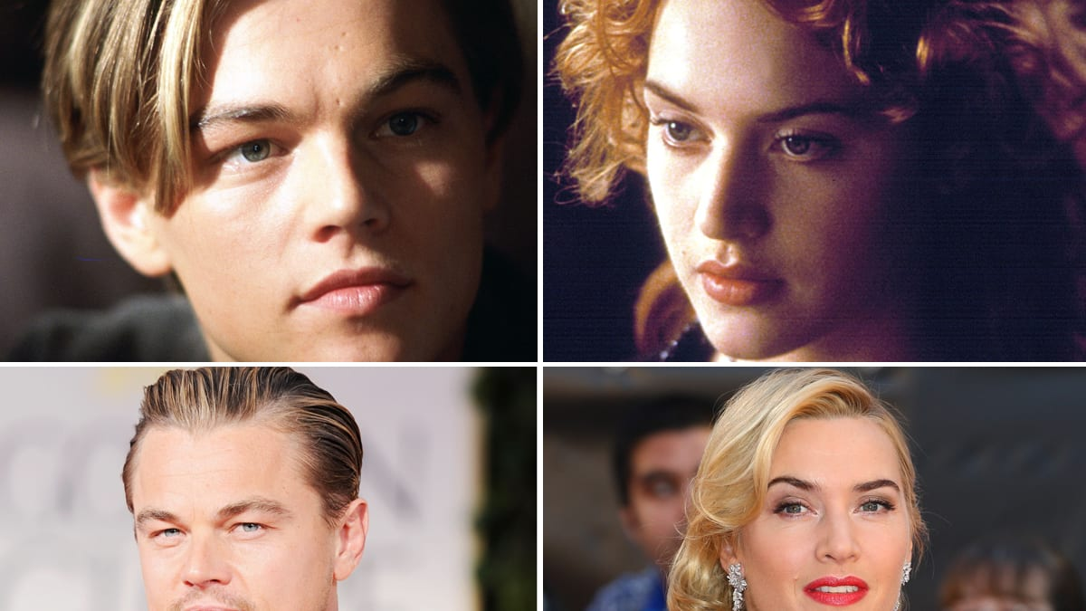 Kate and Leo: actors, film crew, plot