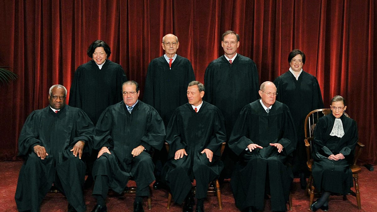 Roberts Auto Group >> Impeach the Supreme Court Justices If They Overturn Health-Care Law