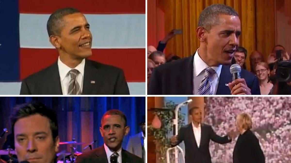 Obama's 11 Most Badass Moments (Videos) Obama Badass