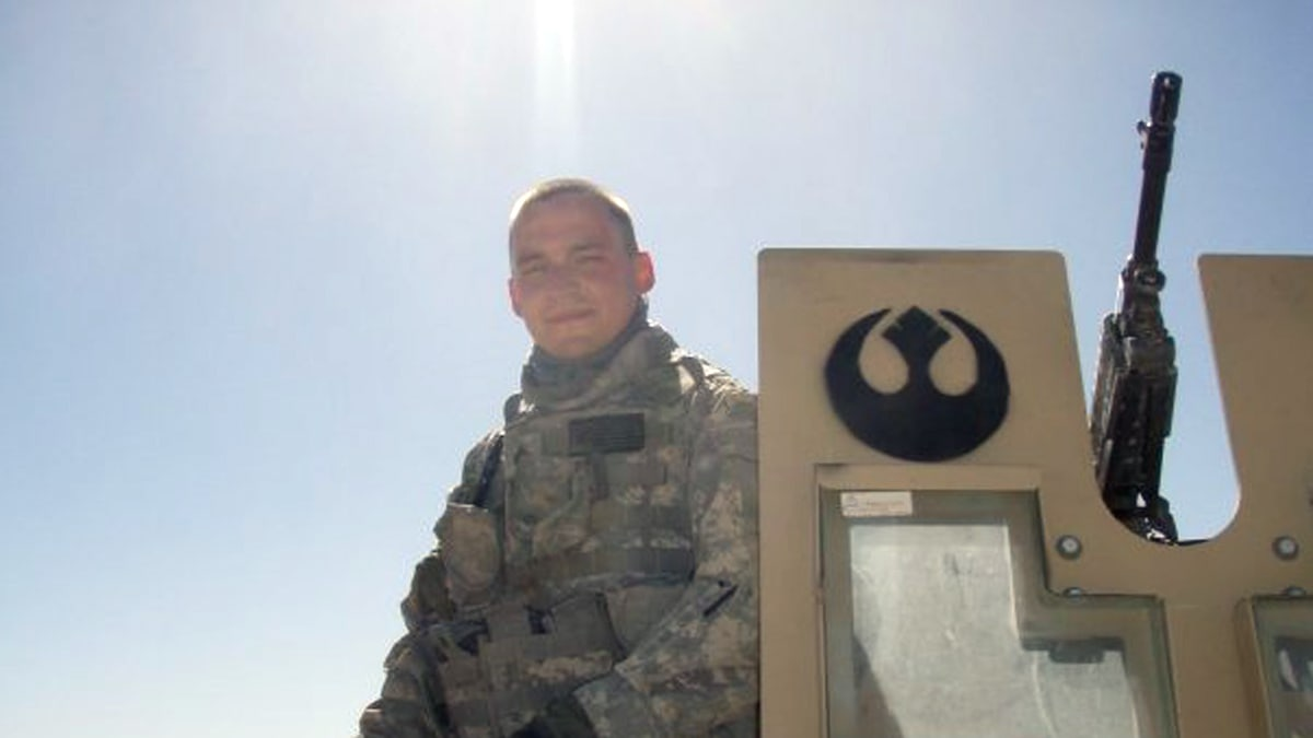 I Reenlisted to Return to Afghanistan, Only to Find Myself