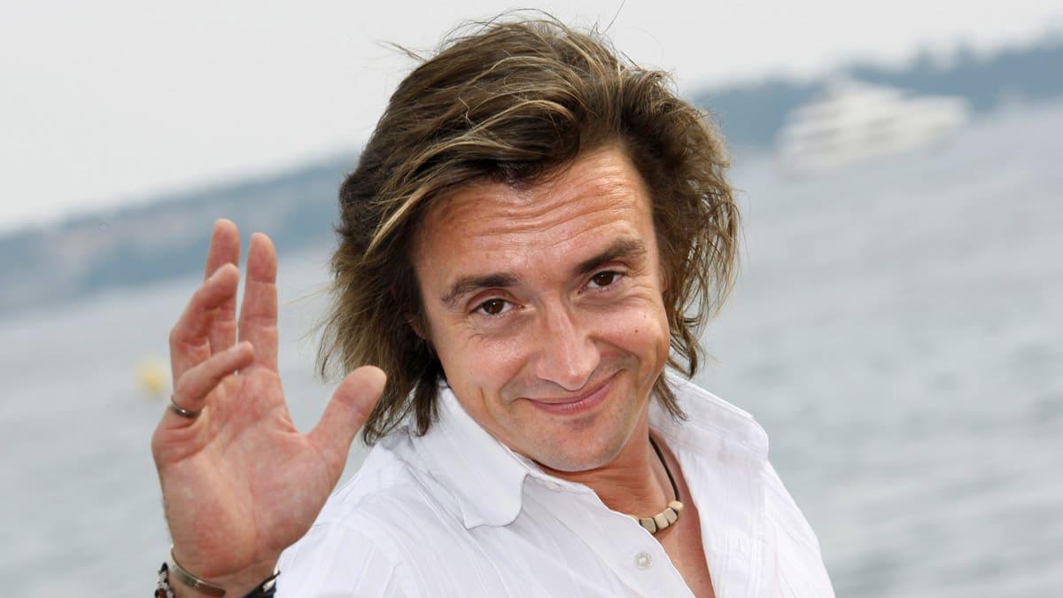 Richard Hammond Long Hair 'Top Gear' ...