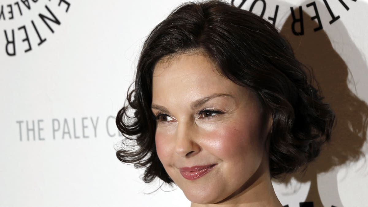 Ashley Judd Share Your Puffy Face Moments