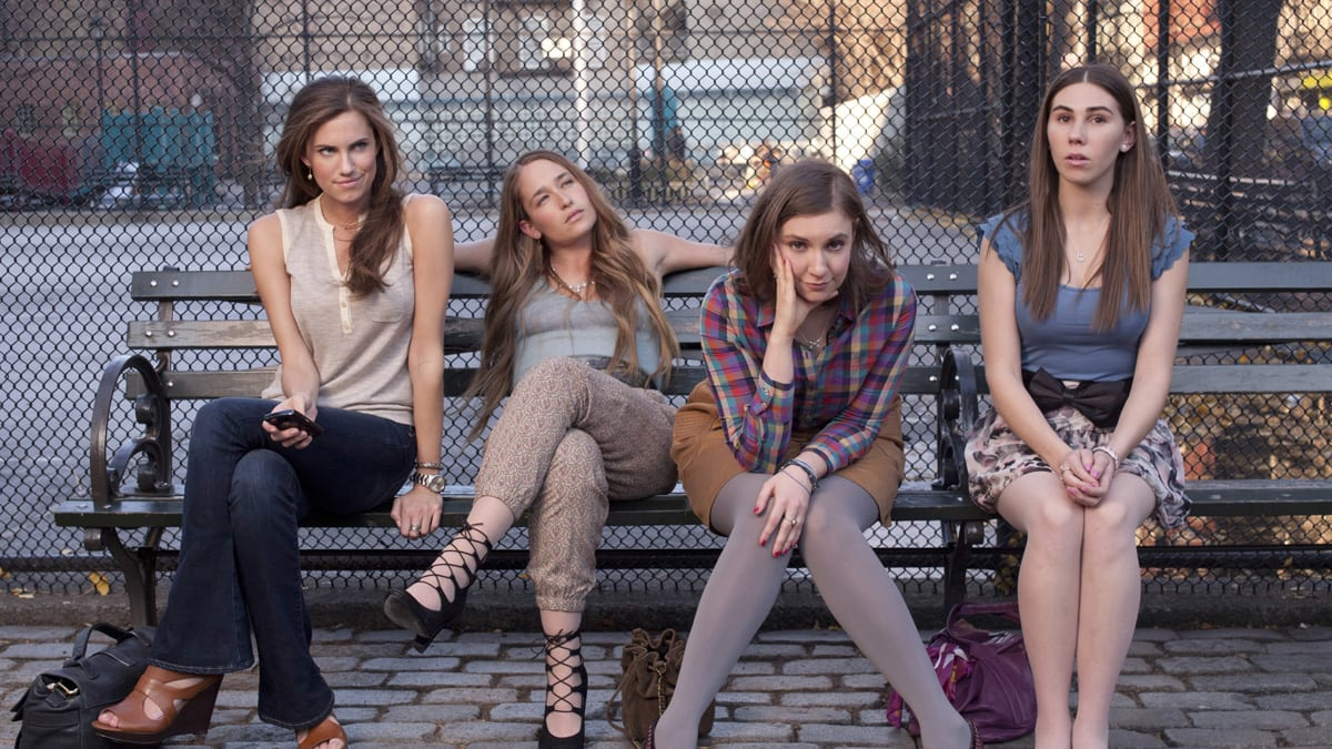 HBO's 'Girls' Is the Best New TV Show of 2012