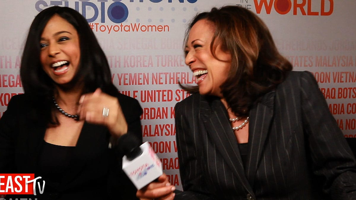 Kamala and Maya Harris on Obama and Sisterhood
