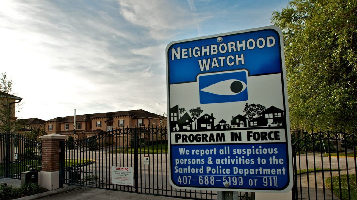 Zimmermans Twin Lakes Community Was On Edge Before Trayvon Shooting