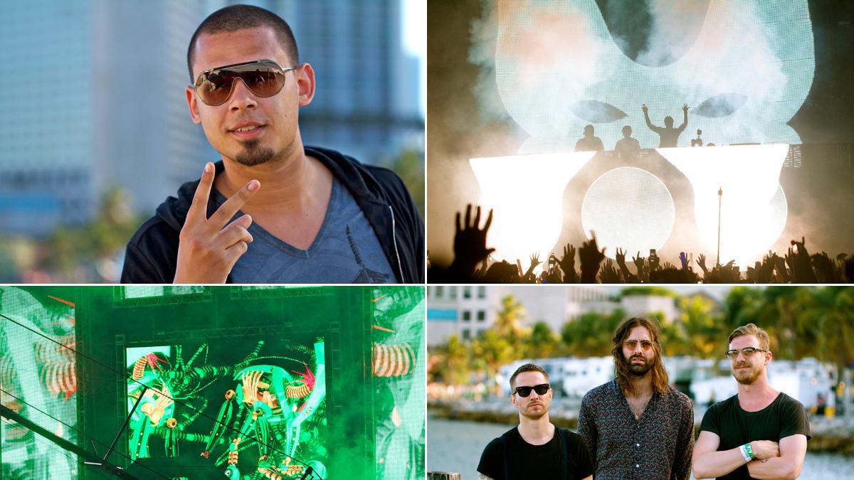 Miami Music Week: Florida's Epic DJ Dance Party