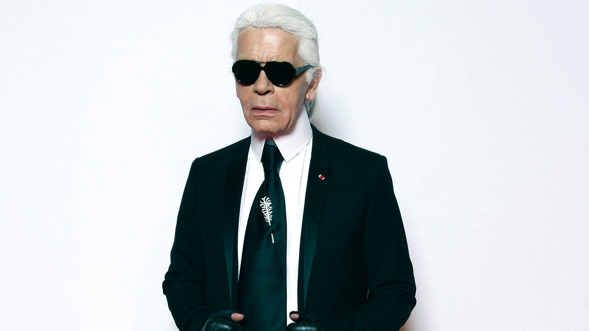 Karl Lagerfeld Uncensored: On Newsweek, Adele, Mink and More
