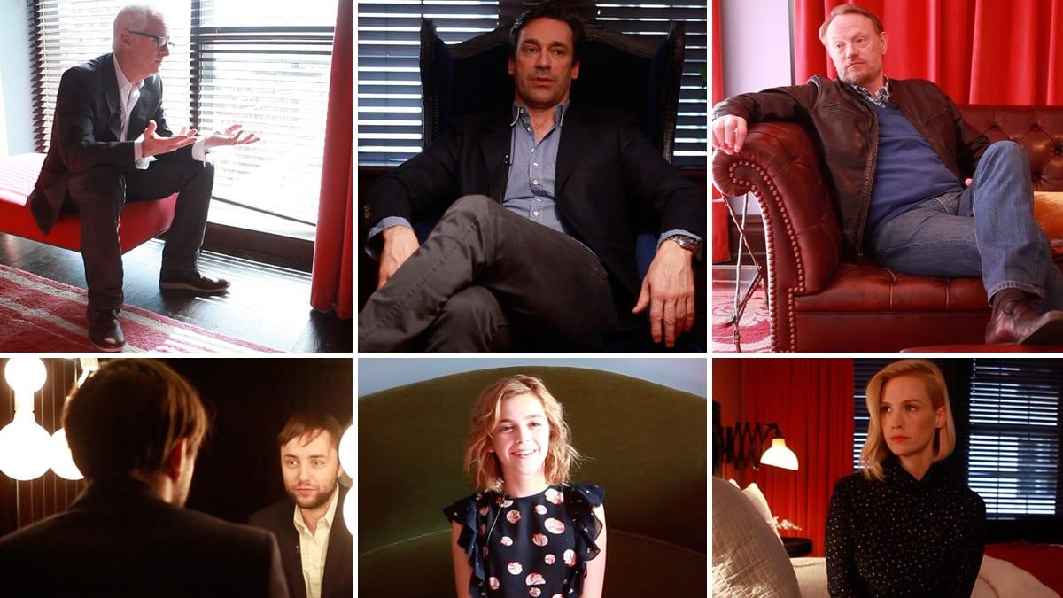 Mad Men Cast, From Jon Hamm To January Jones, Dish On Show -7177