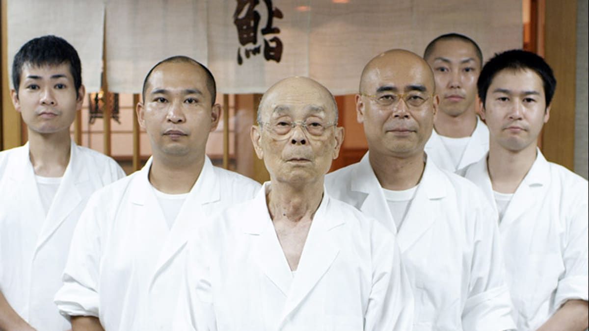 Jiro Ono Considered To Be The Worlds Greatest Sushi Chef Is