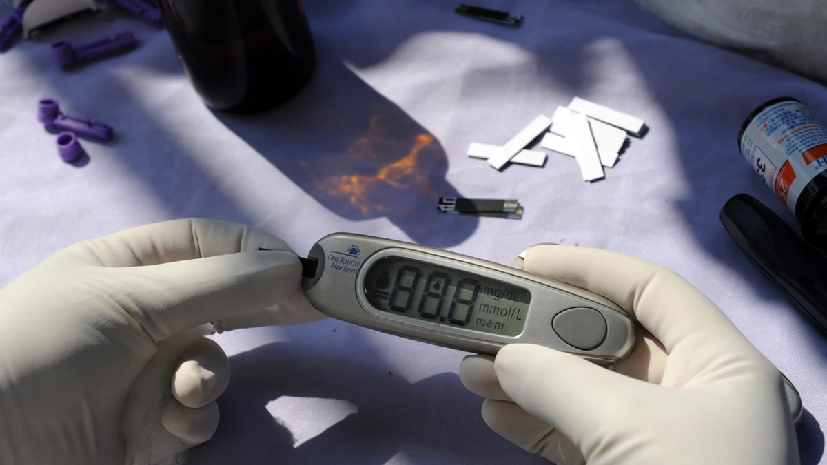 Web Black Market in Diabetic Supplies Costs Government $200m