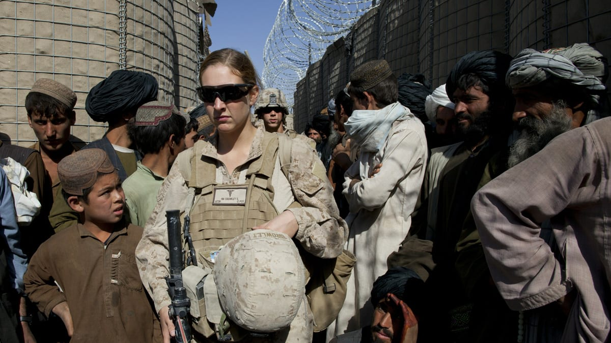 women on the front lines The pentagon made big news this week when it announced it was opening up  more combat positions to women in the us military.