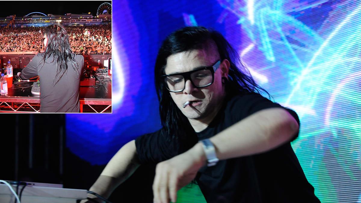 Meet Skrillex, the Divisive, Grammy-Nominated DJ Who's Changing