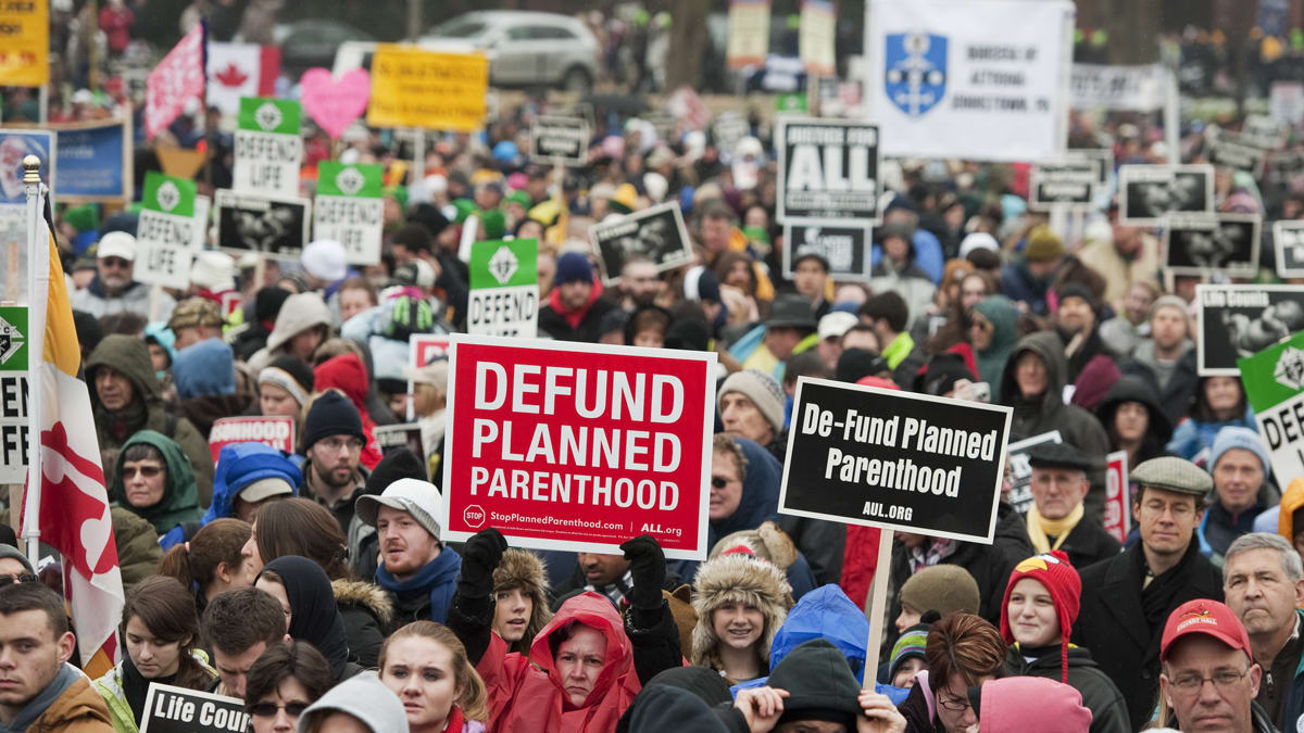 Susan G Komen Foundation Cuts Planned Parenthood Funding Over Abortion
