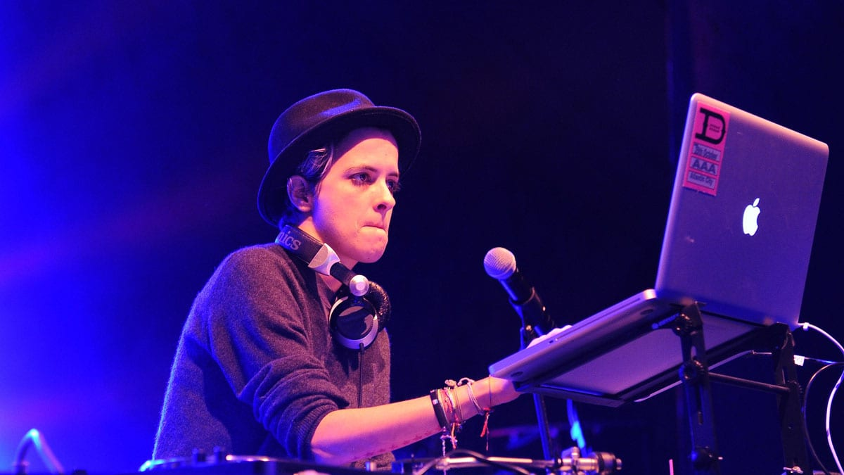 Samantha Ronson Speaks Out About Her Music And Life After Lindsay Lohan
