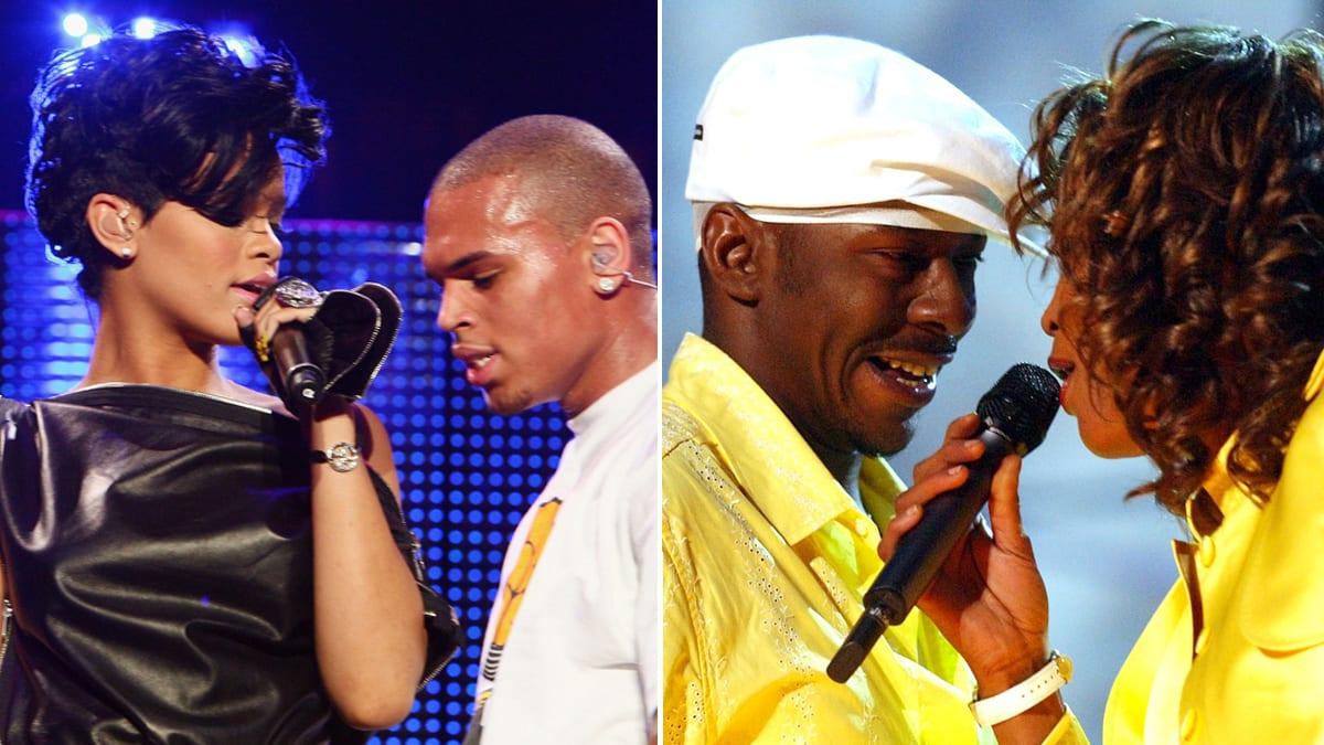 Chris Brown And Rihannas Slippery Slope Birthday Cake To Reunion