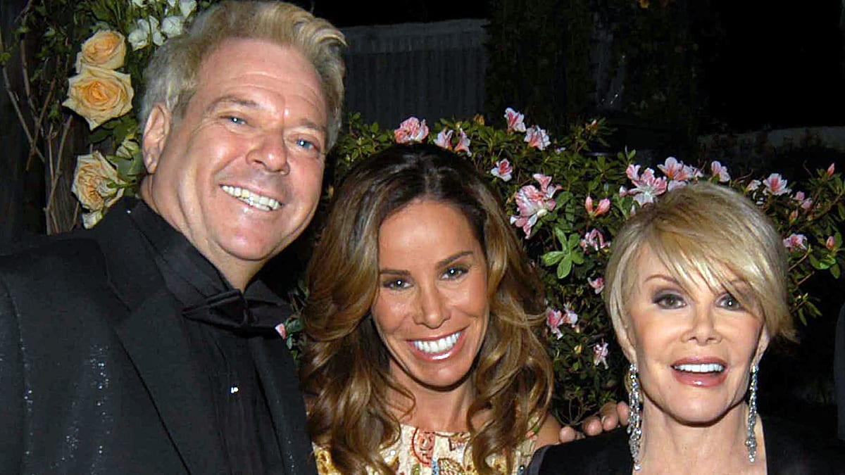 Billy Sammeth, the Manager Fired by Cher and Joan Rivers