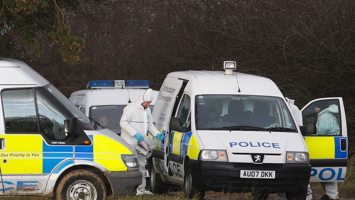Missing Women Give Clues to Dead Body Found on Queen's Estate