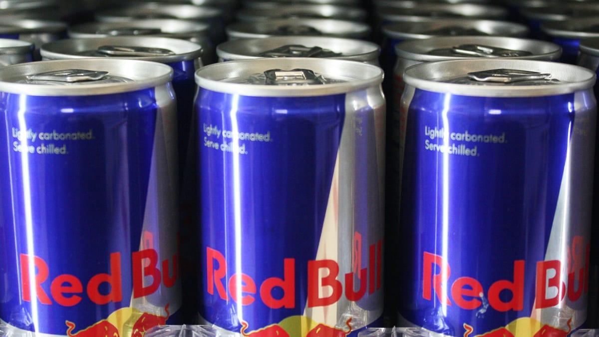 Atemberaubend Getränkekühlschrank Red Bull Zeitgenössisch - Die ...