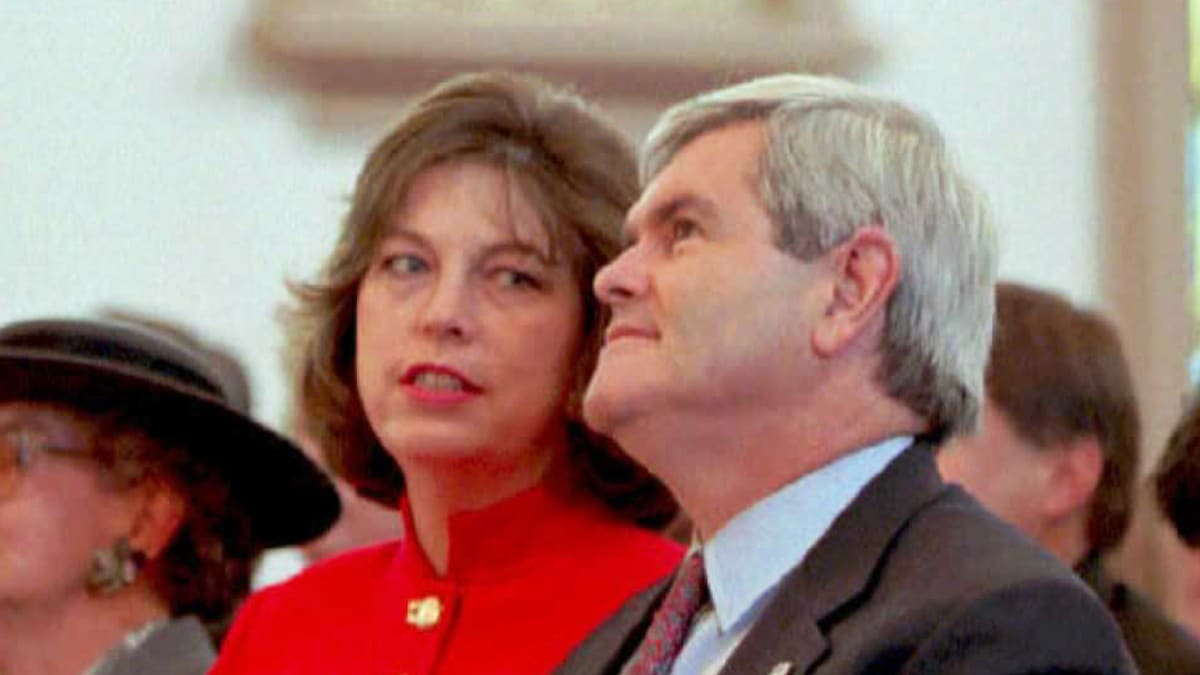 why newt gingrich open marriage claim should matter for voters