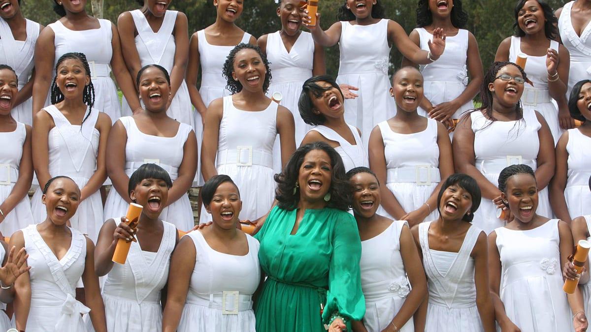 oprah winfrey leadership style