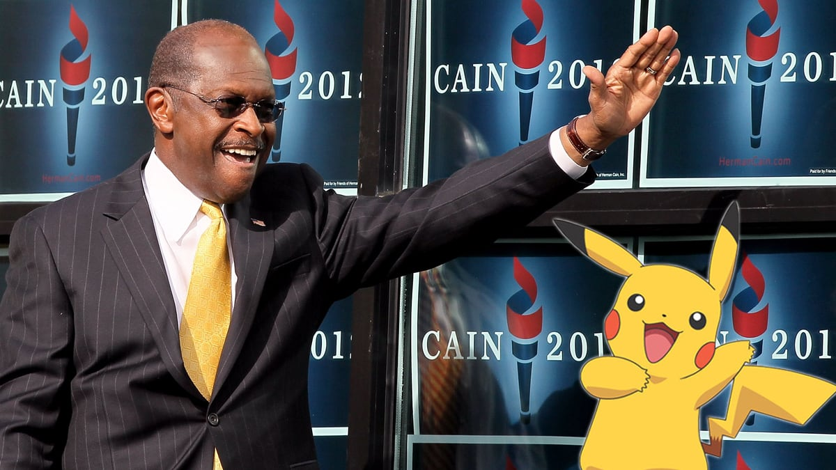 Cain Quotes Pokémon Movie In Final Speech
