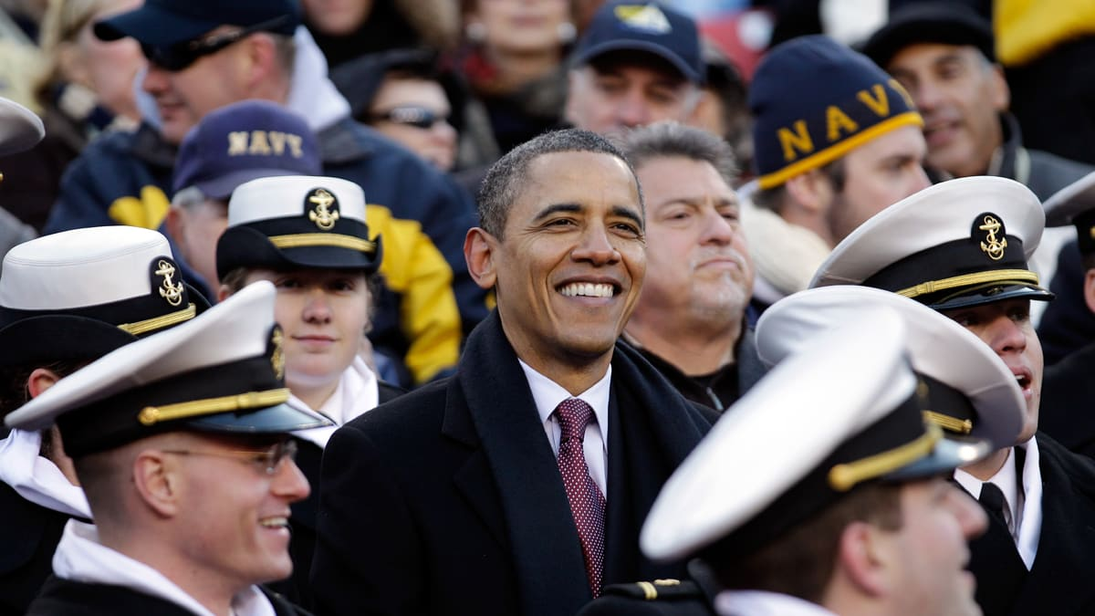 Michael Tomasky on the GOP\'s Christmas Gift to Obama