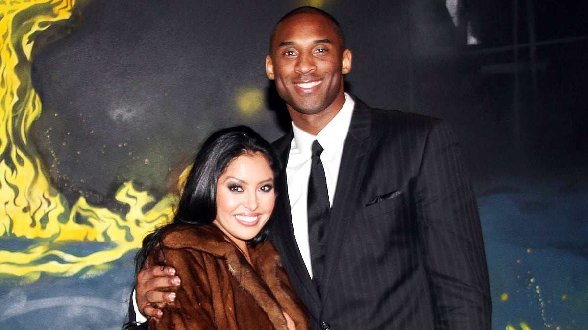Who is kobe dating