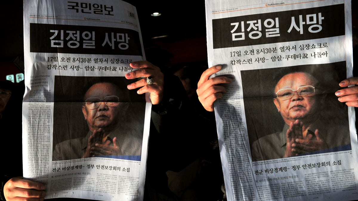 north korean refugees have mixed emotions about kim jong-il's death