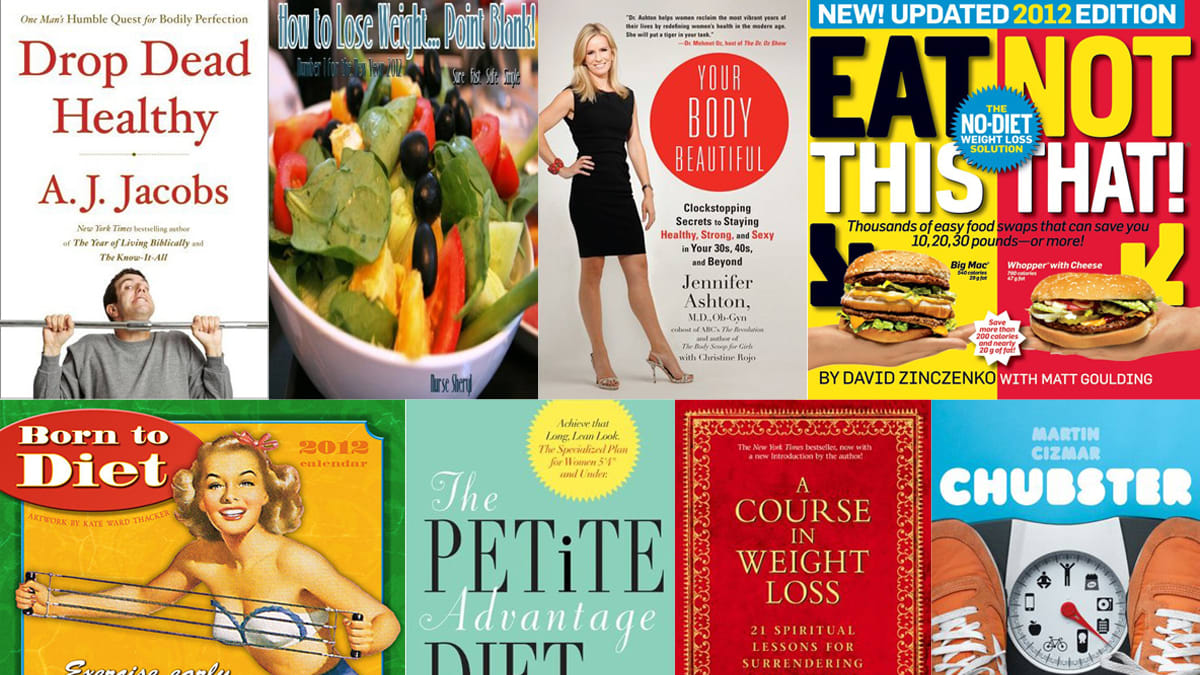 Bet books on weight loss
