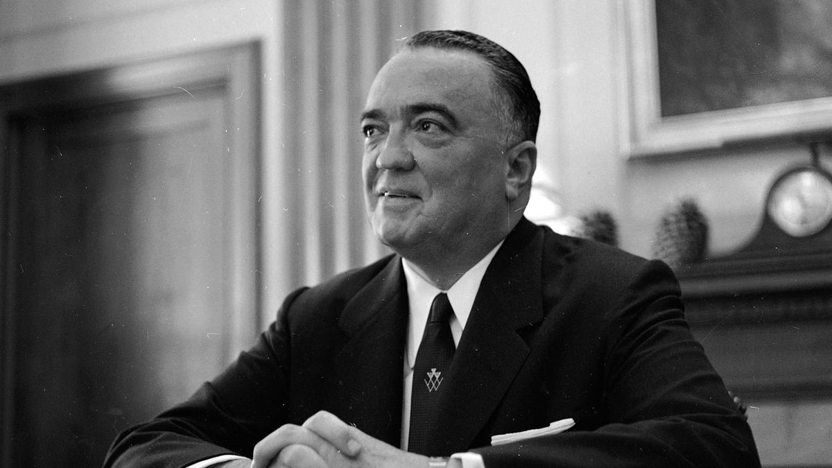 Image result for j edgar hoover