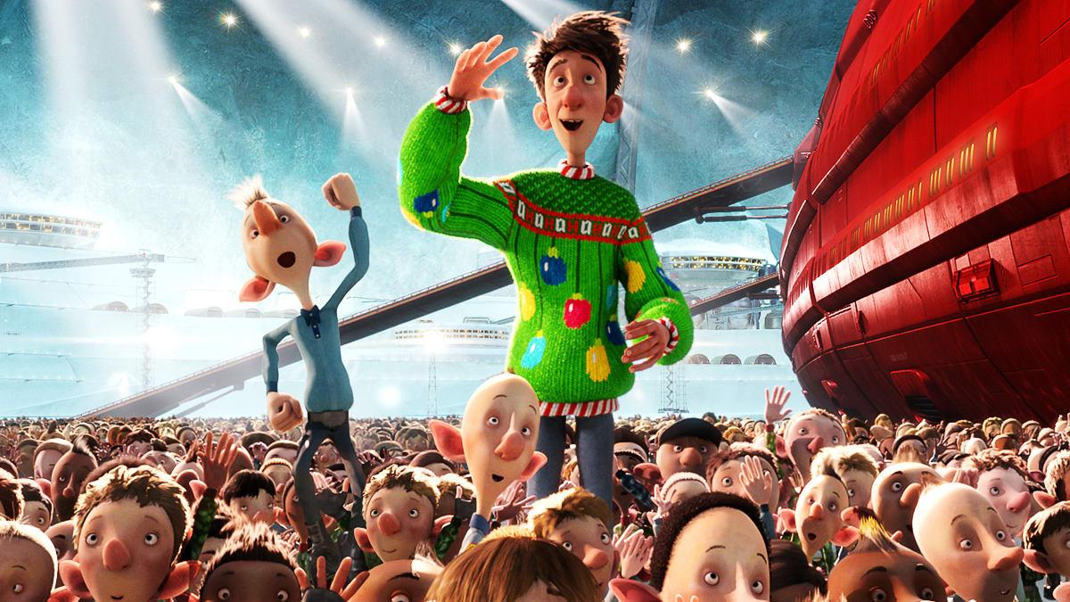Arthur Christmas The Making Of The New Aardman Film
