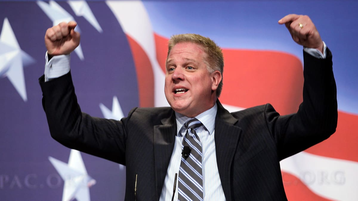 glenn beck s daily show is the right s latest bid at funny