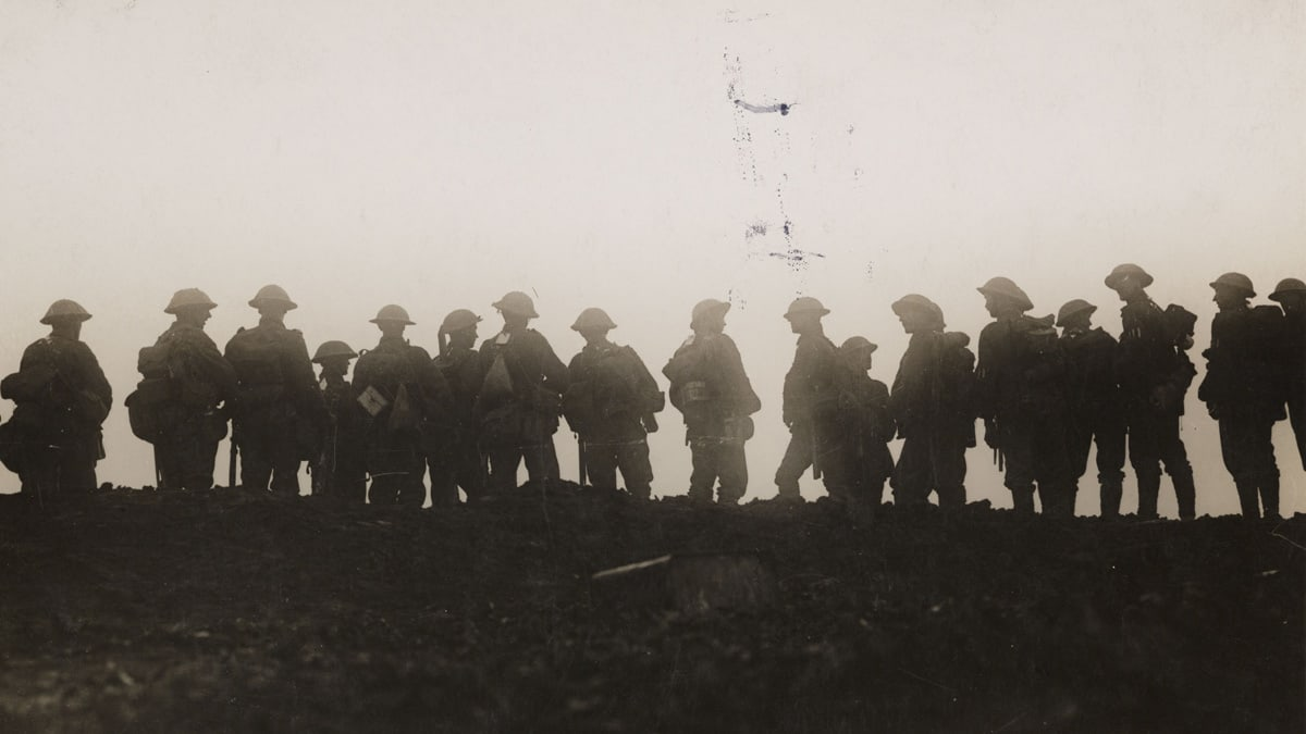 Geoff Dyers The Missing Of The Somme Reconsidered