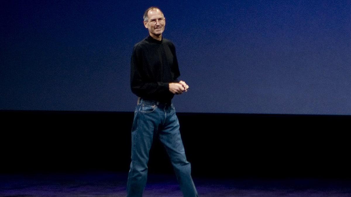 Steve Jobs Black Shoes Style Guru Fashion Glitz Glamour Style Unplugged