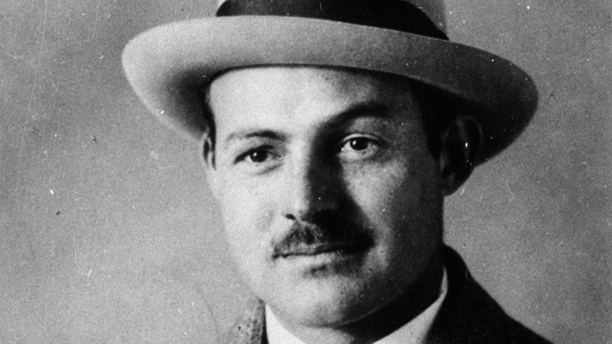 Ernest Hemingway Letters Expose The Writer At His Most