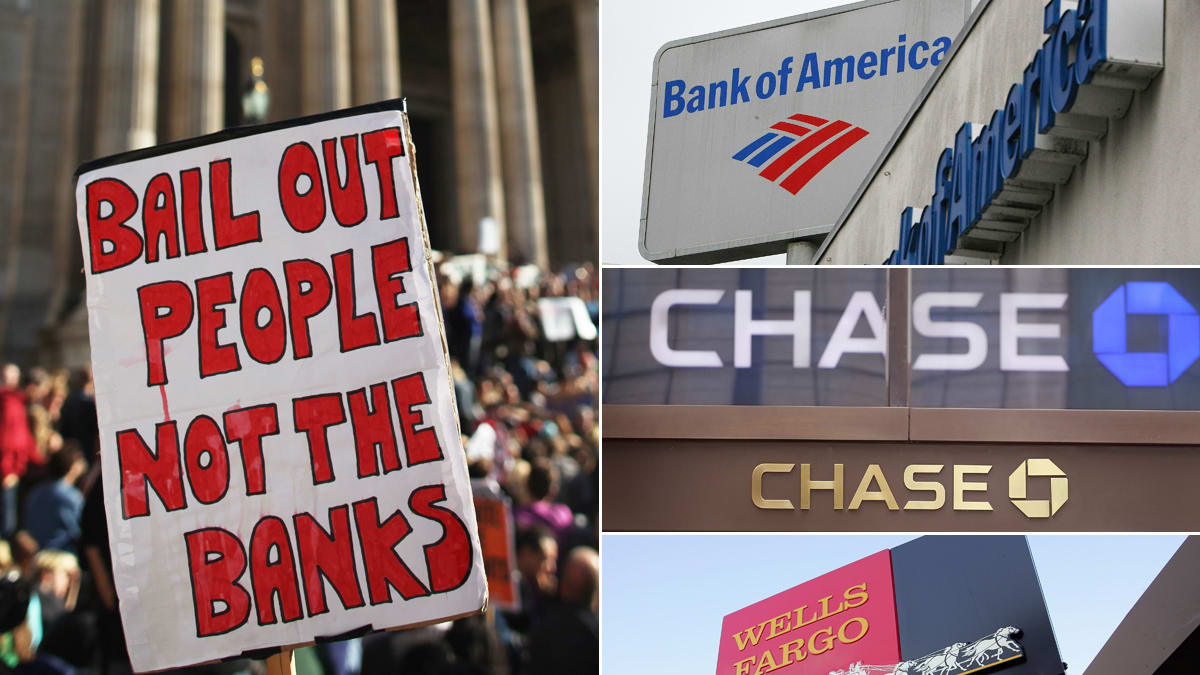 Why Occupy Wall Street Hates the Big Banks