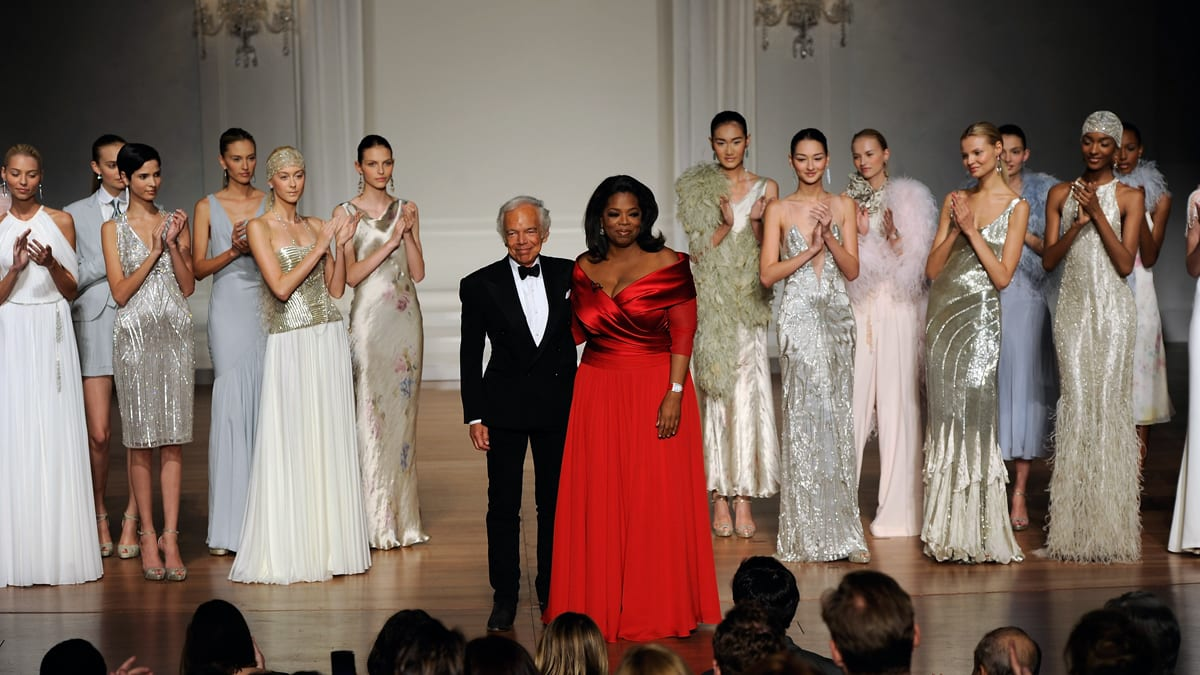 Oprah Winfrey Hosts \'An Evening With Ralph Lauren\' at Lincoln Center ...
