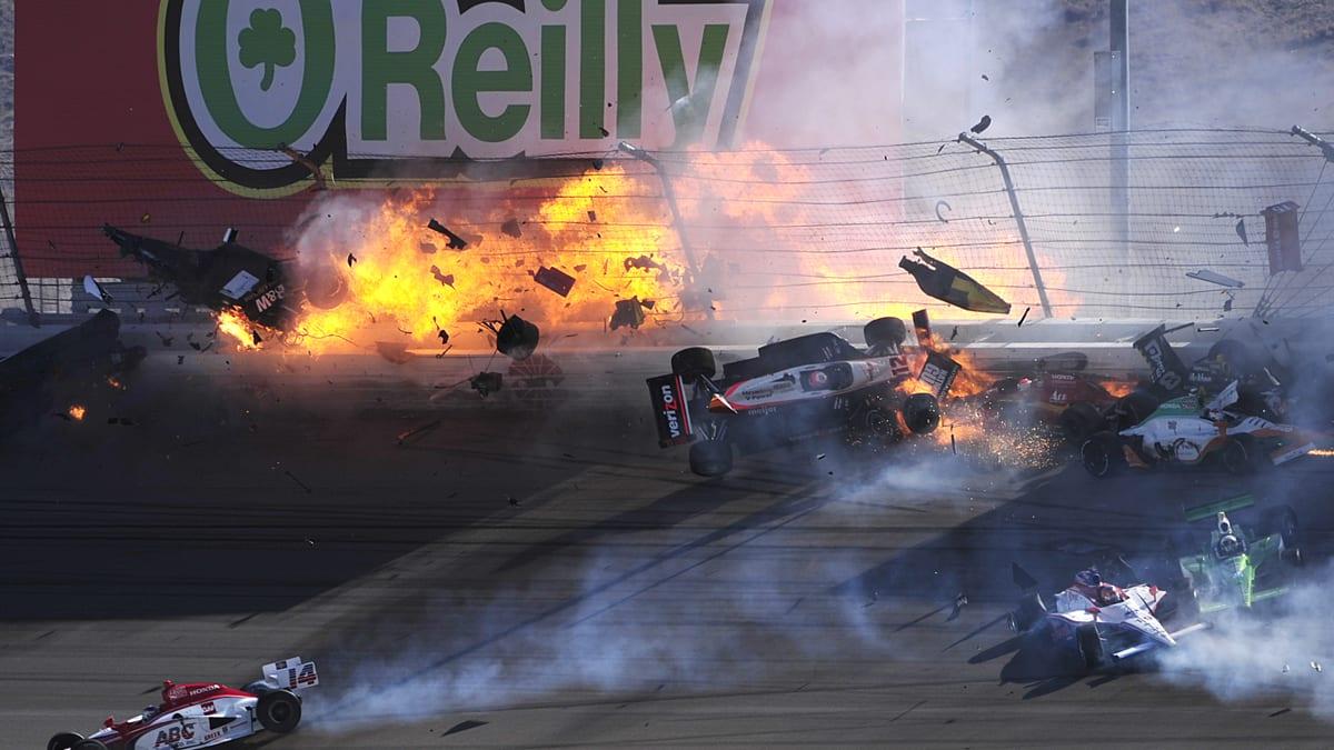 Dan Wheldon Crash: IndyCar Driver\'s Final Moments