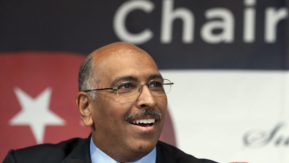 Topic Absolutely michael steele bondage speaking, obvious