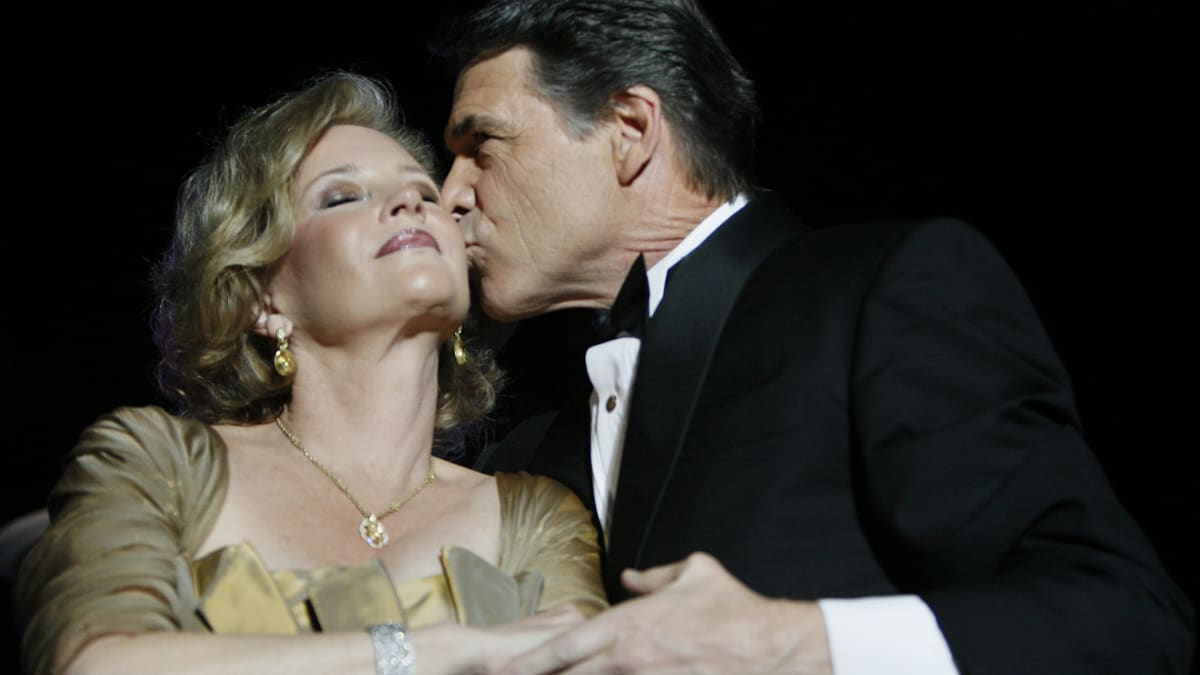 Anita Perry, Rick Perry's Wife...