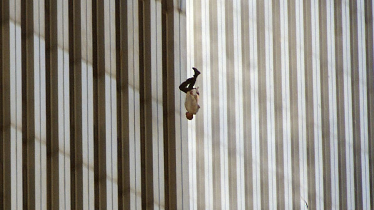 Richard Drew's 'The Falling Man': AP Photographer on His Iconic 9-11 Photo