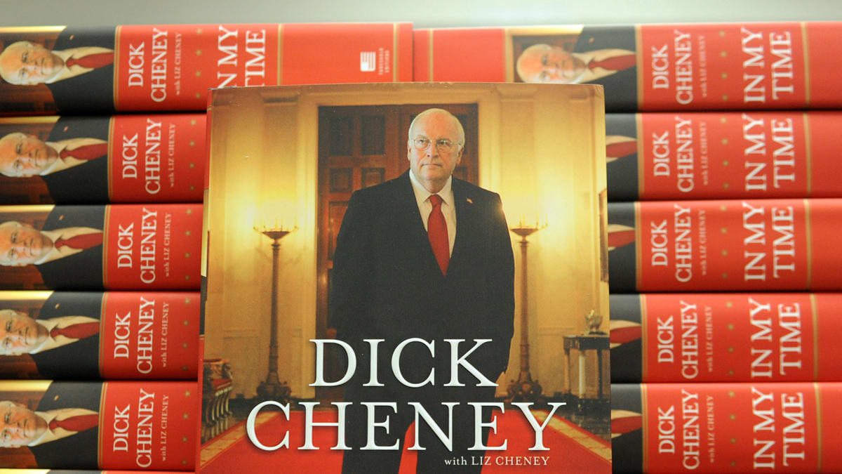 Agree, this history of halliburton and dick cheney